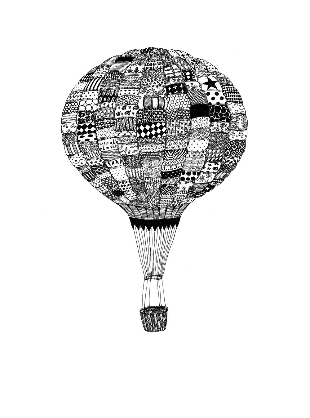 Luftballong - Mia Olofsson